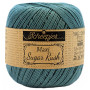 Scheepjes Maxi Sugar Rush Yarn Unicolor 391 Deep Ocean