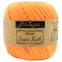 Scheepjes Maxi Sugar Rush Yarn Unicolor 411 Sweet Orange