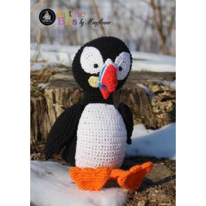 Mayflower Little Bits Linus the Puffin - Crochet Teddy Pattern
