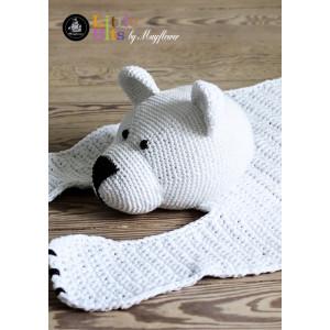 Mayflower Little Bits Bear Carpet - Crochet Carpet Pattern