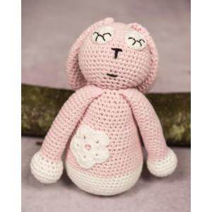 Mayflower Little Bits Karen the Rabbit - Crochet Teddy Pattern