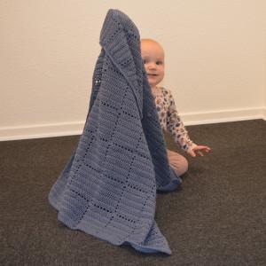 Nordic Baby Merino Baby carpet by Rito Krea - Baby Carpet Crochet Pattern 70x100cm