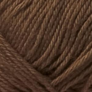 Järbo Minibomull Yarn 71004 Brown 10g