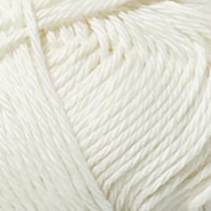 Järbo Minibomull Yarn 71002 Offwhite 10g