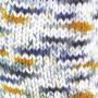 Järbo Merino Raggi Sock Yarn 75304 Ochre & jeans