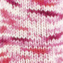 Järbo Merino Raggi Sock Yarn 75301 Red & rose