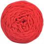 Infinity Hearts Barbante Yarn 29 Red