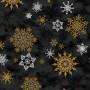 Christmas Wonders Cotton Fabric 112cm Color 901 - 50cm
