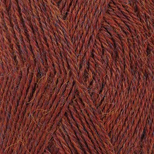 Drops Alpaca Yarn Mix 5565 Light Maroon