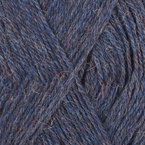 Drops Alpaca Yarn Mix 6360 Blue