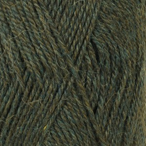 Drops Alpaca Yarn Mix 7815 Green/Turquoise