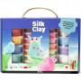 Silk Clay® gift box, ass. colors, 1 set