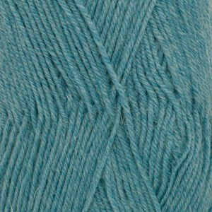 Drops Fabel Yarn Unicolor 103 Grey Blue