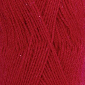 Drops Fabel Yarn Unicolor 106 Red