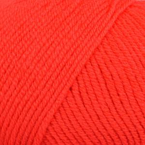 Infinity Hearts Baby Merino Yarn Unicolor 21 Red