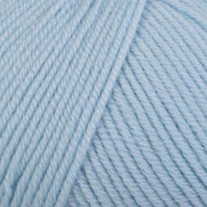 Infinity Hearts Baby Merino Yarn Unicolor 25 Sky Blue