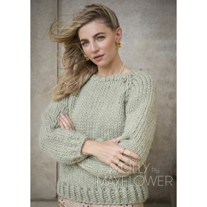 RuthSweaters Molly By Mayflower - Knitted Sweater Pattern Size S -XL
