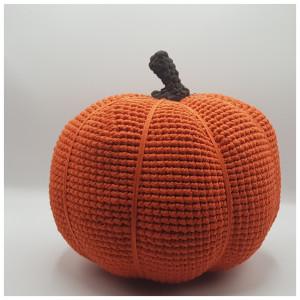 Halloween Pumpkin by Rito Krea - Pumpkin crochet Pattern