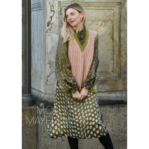 IdaVest Molly By Mayflower - Knitted Vest Pattern Size S -XXL