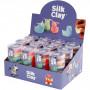Silk Clay®, 12 sets, asstd. colours