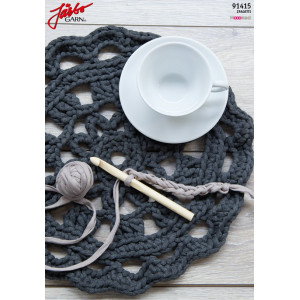 Hoooked DIY Crochet Kit Placemat