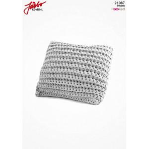 Hoooked DIY Crochet Kit Pillow Beso 30x40 cm