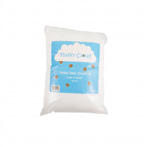 Fluffy Cloud Filling for Toys, Dolls and Pillows 500g