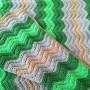 Warehouse Workers Baby Blanket by Rito Krea - Baby Blanket Crochet Pattern 70x100cm