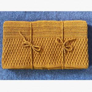 Nappy Bag by Rito Krea - Nappy Bag Crochet Pattern 117x68cm