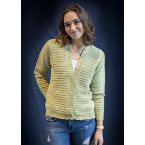 Mayflower Knitted Cardigan Pattern size S - XXXL
