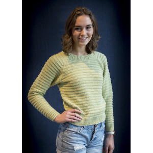 Mayflower Knitted Jumper Pattern size S - XXXL