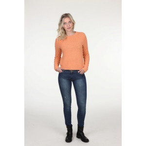 Mayflower Knitted Sweater with Bobbles Pattern size S - XXXL