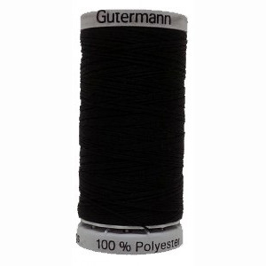 Gütermann Sewing Thread Black 100m
