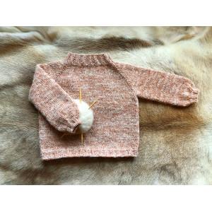 Forrest Sweater by Rito Krea - Sweater Knitting Pattern size 2-12yrs