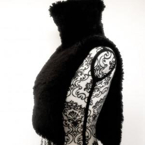 FluffyNeck by Rito Krea - Neck Warmer Knitting Pattern Short/Long