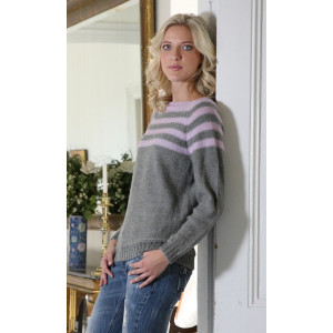Mayflower Knitted Sweater with Stripes Pattern size S - XXXL