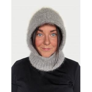 TROMSØ HOODIE by Slow Knitwear - NO/EN Knitted Hoodie Onesize (54cm)