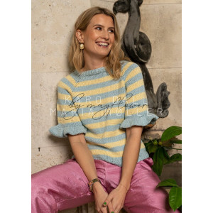 PeppoShirt MK by Mayflower - Knitted Shirt Pattern Size S-XXXL