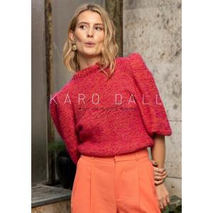 WernieSweater Karoline Dall by Mayflower - Knitted Sweater Pattern Size S-XXXL