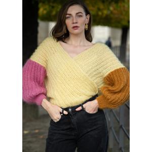BittenJakken Molly by Mayflower - Knitted Jacket Pattern Size XS-XXL