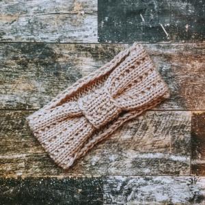 Classy Headband by Rito Krea - Knitting Pattern: Headband, onesize