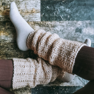 Classy Leg Warmers by Rito Krea - Knitting Pattern: Leg Warmers, onesize