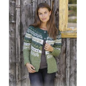 Bardu Jacketby DROPS Design - Knitted Jacket Pattern Sizes S - XXXL