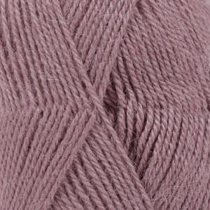 Drops Alpaca Yarn Unicolor 3800 Dusty Pink
