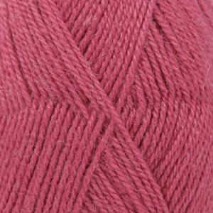 Drops Alpaca Yarn Unicolor 3770 Dark Pink