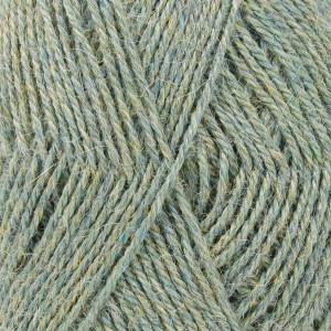 Drops Alpaca Yarn Mix 7323 Aqua Grey