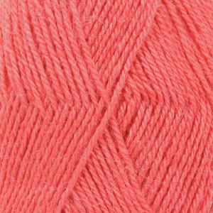 Drops Alpaca Yarn Unicolor 9022 Coral