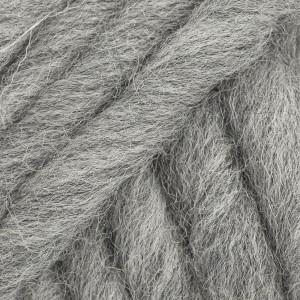 Drops Polaris Yarn Unicolor 04 Medium Grey