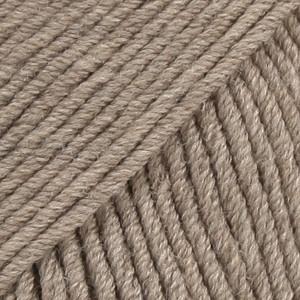 Drops Merino Extra Fine Yarn Mix 07 Light Brown