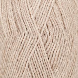 Drops Flora Yarn Mix 07 Beige